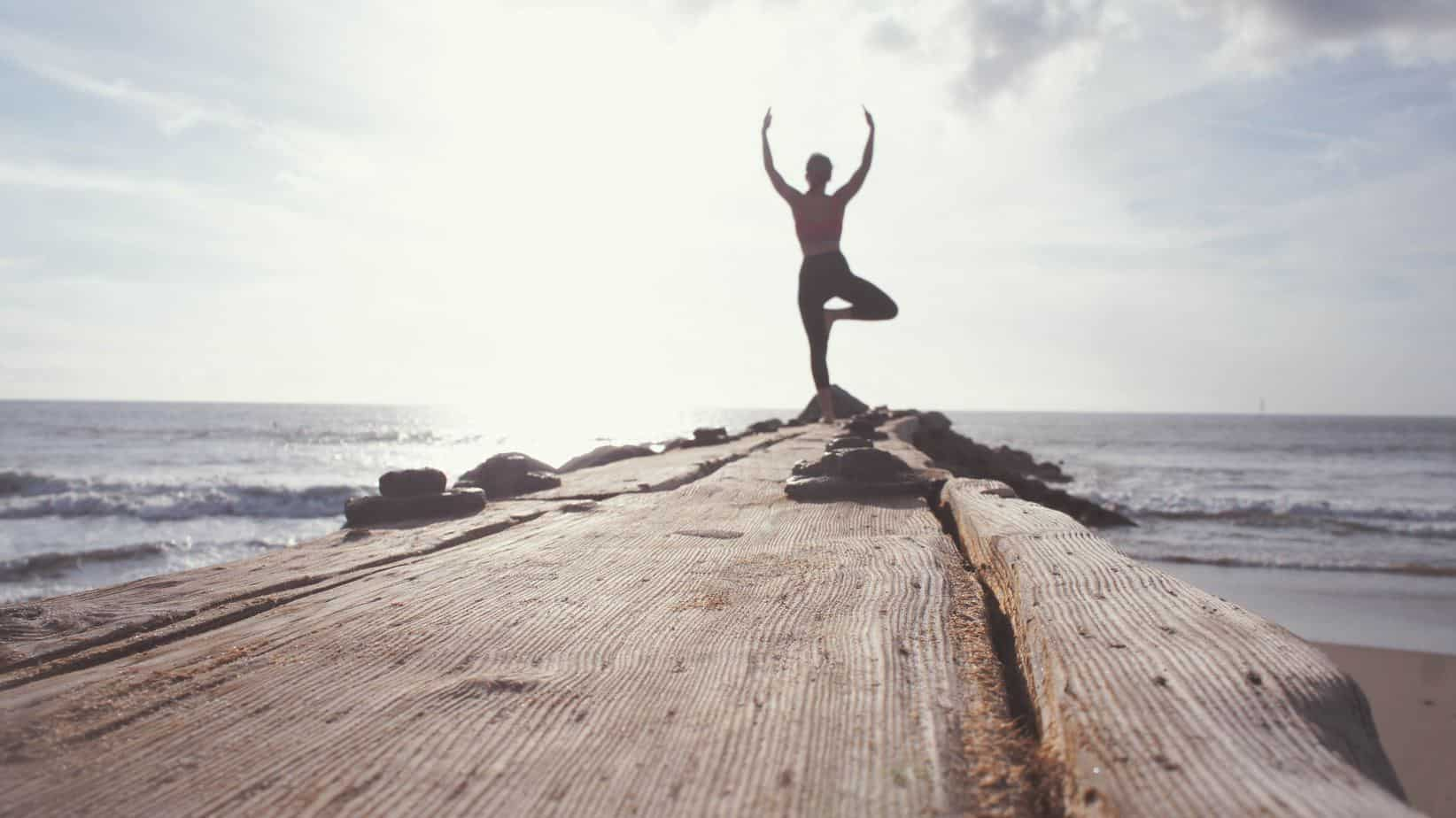 Yoga, mindfulness and meditation are all great ways to promote calm and relaxation